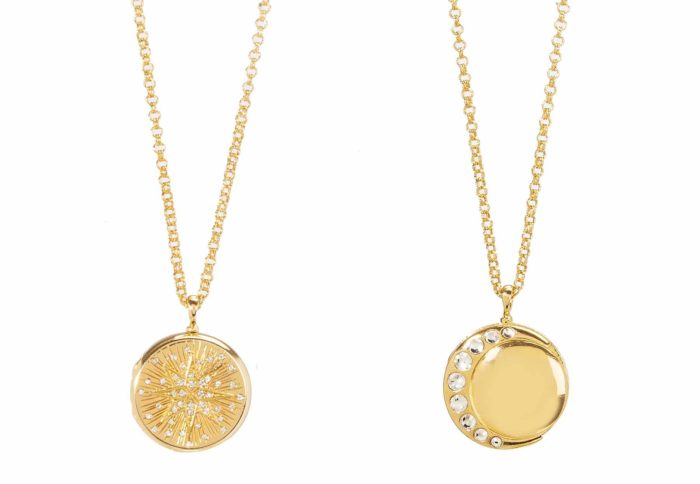 Estee Lauder Holiday 2016 Solid Perfume Necklace Collection