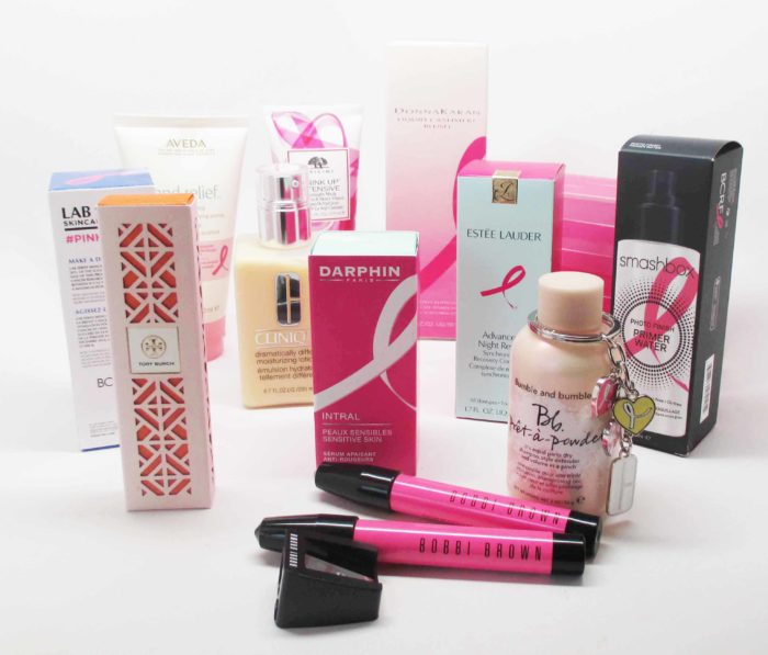 Pink Products Supporting The Breast Cancer Research Foundation