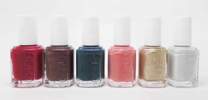 Essie Winter Color Collection 2016