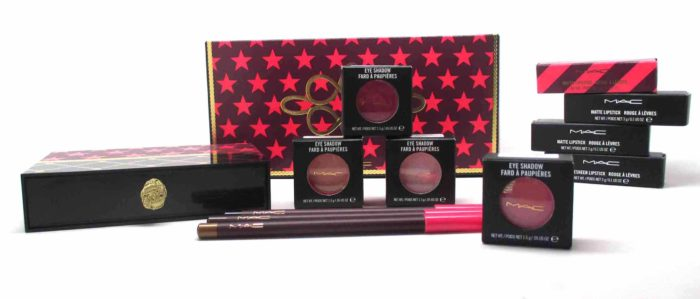 MAC Nutcracker Sweet Collection, Holiday 2016