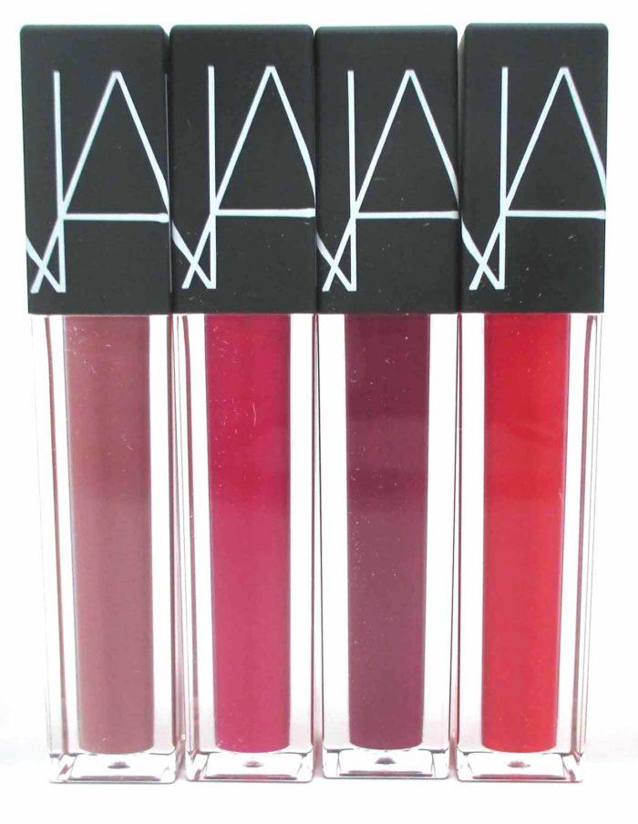 NARS Velvet Lip Glide Brights