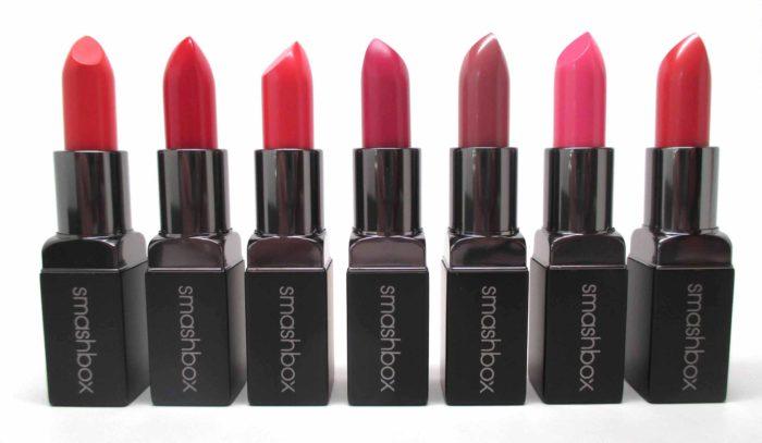 Smashbox Be Legendary Lipsticks In Vivid Shades