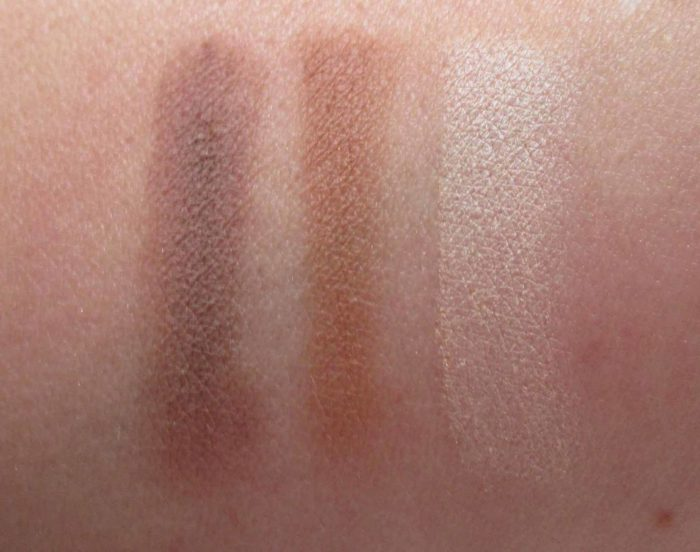 Smashbox Be Contour Swatches, Light It Up Holiday 2016