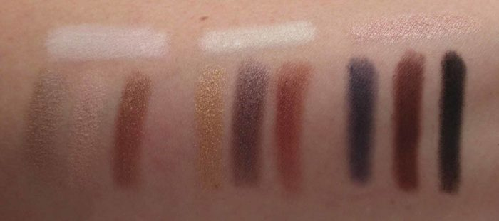 IT Cosmetics Superhero Palette Swatches