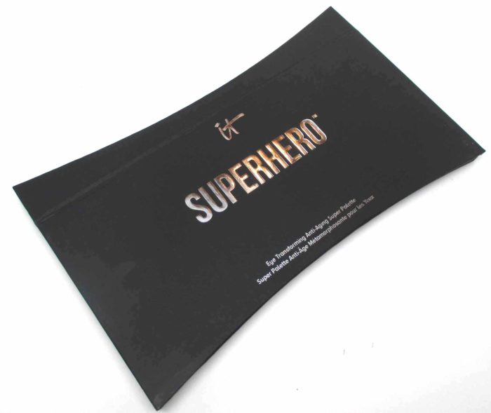 IT Cosmetics Superhero Palette Review