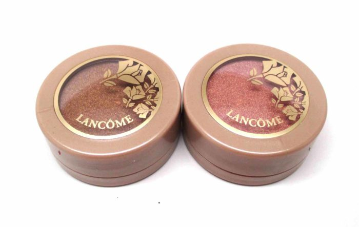 Lancome Glow Subtil: Amber and Rosegold Lights
