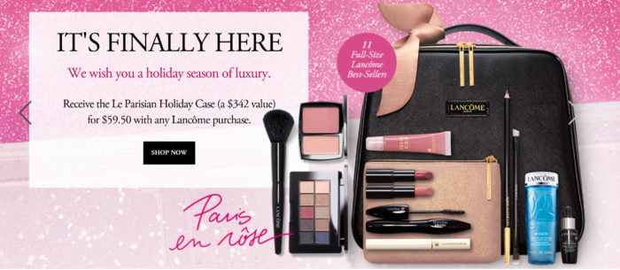 Lancôme Purchase With Purchase
