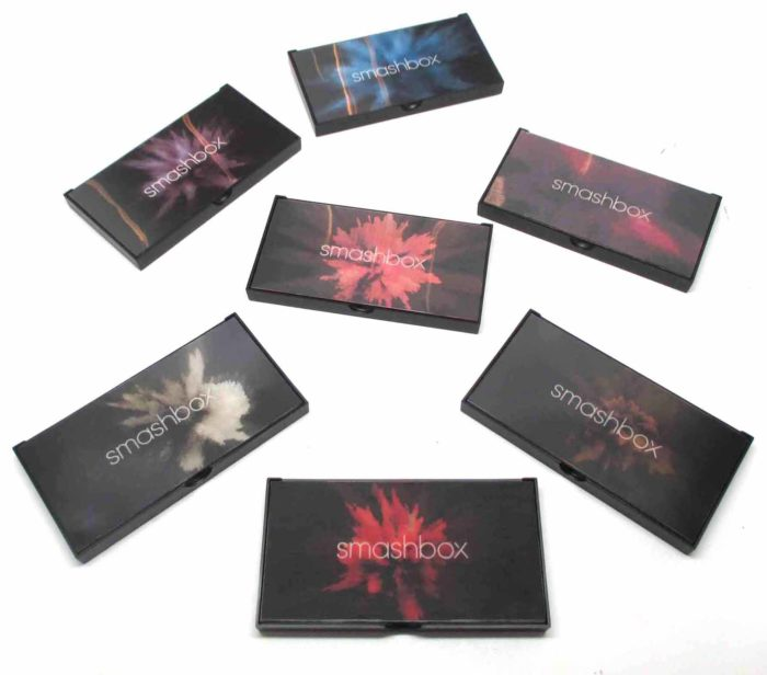 Smashbox Cover Shot Eyeshadow Palette Collection