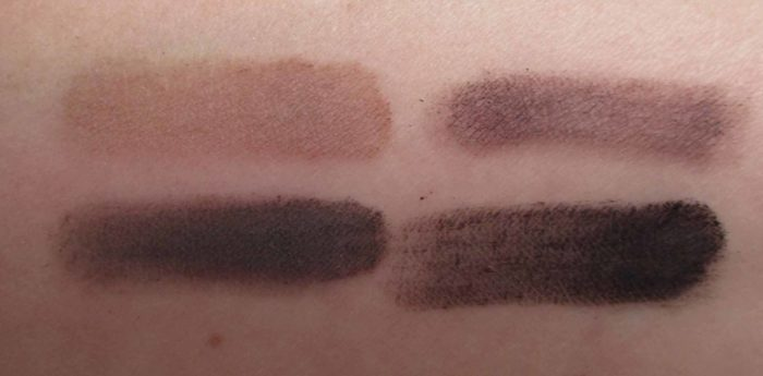 MAC Kabuki Magic Best Of Everything Swatches
