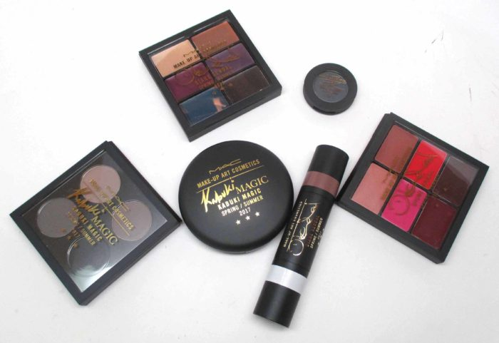 M∙A∙C Make-up Art Cosmetics Collection
