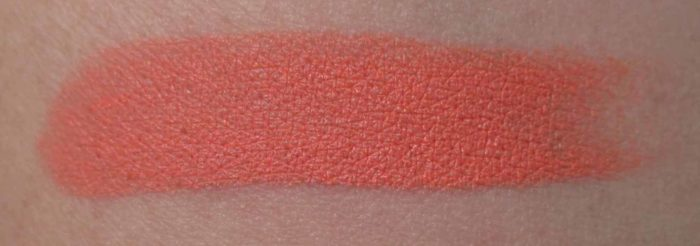 NARS Breaking Free Lipstick Swatch