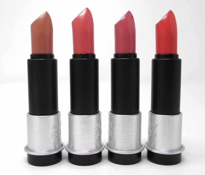 Make Up For Ever Artist Rouge Crème Lipsticks, Neutral Shades