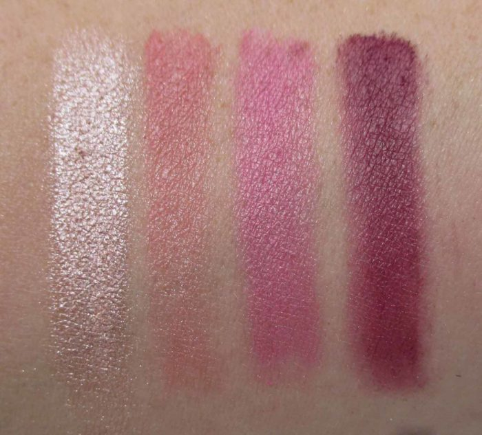 Maybelline Master Blush Swatches