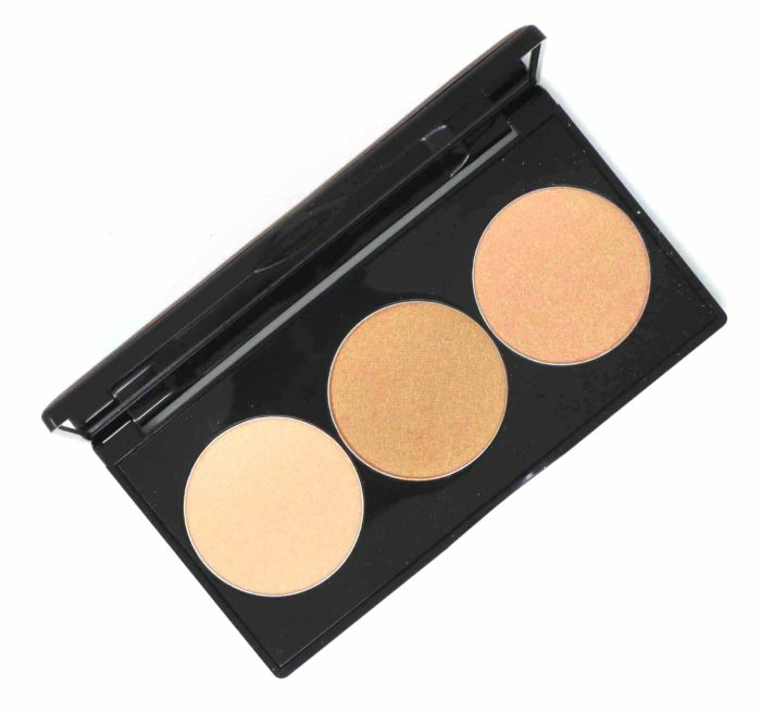 Smashbox + Casey Holmes Gold Spotlight Palette