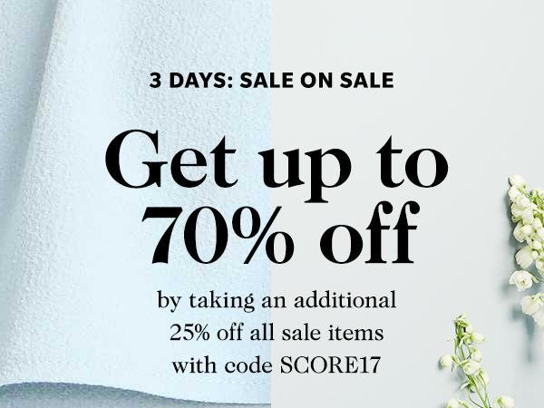 Shopbop Sale on Sale!
