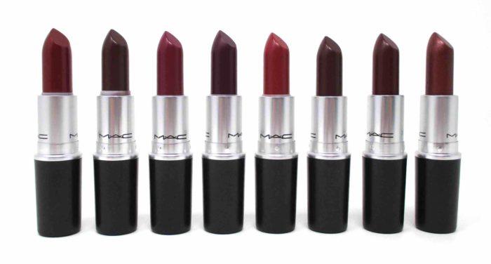 MAC Lipsticks Perfect For Fall 2017