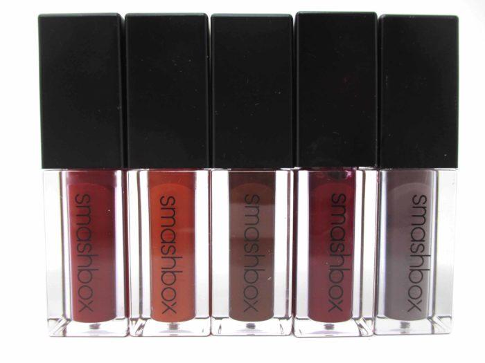 Smashbox Always On Lipstick Earthy Tones