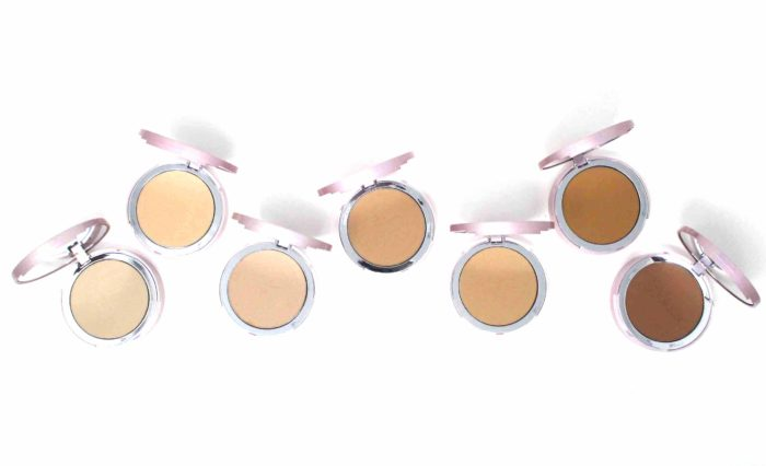 IT Cosmetics Your Skin But Better CC+ Airbrush Perfecting Powder Compacts