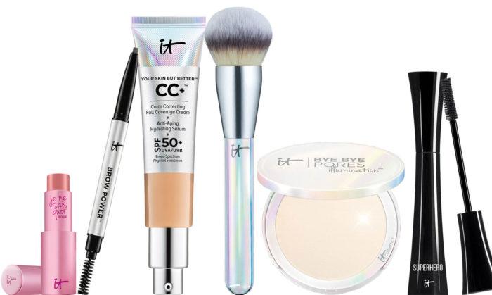 IT Cosmetics™ IT's Your Top 5 Superstars, #ITSuperstars