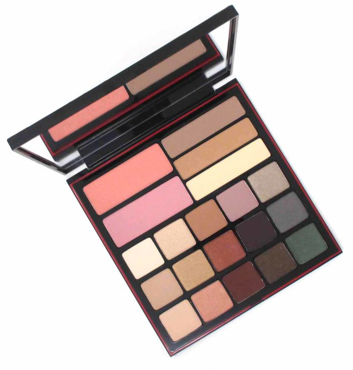 Smashbox Shadow + Contour + Blush Palette, Smashbox Holiday 2017 Gift Collection