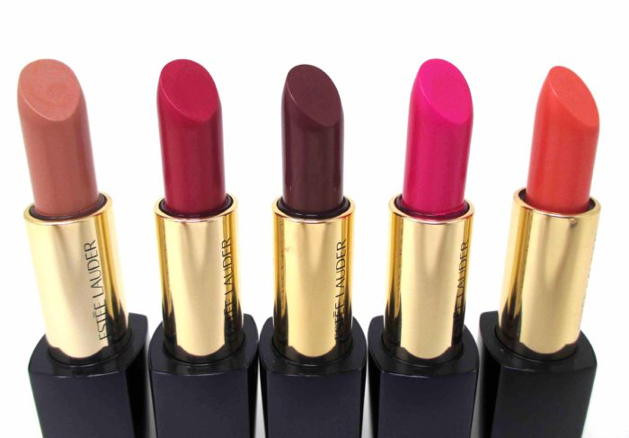 Estee Lauder Pure Color Envy Metallic Matte Sculpting Lipstick, Limited Edition