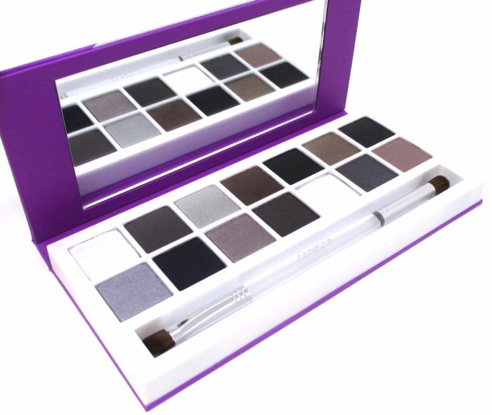 Clinique Party Eyes Palette, All About Shadow Holiday 2017