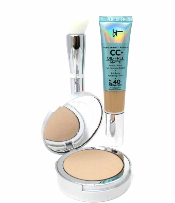 IT Cosmetics CC Your Most Beautiful Anti-Aging Set QVC TSV